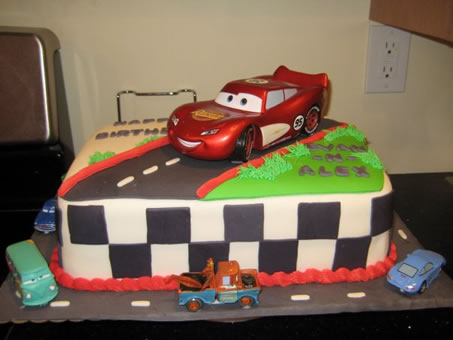 Race car cake - Surprise your kid s with the ultimate ...